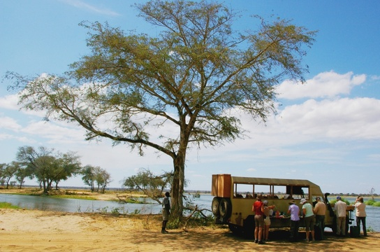 Zambia mobile Safaris Adventure Purists