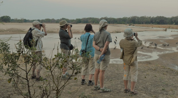 Walking Safari, affordable camping safari, exclusive campsites, Zambia